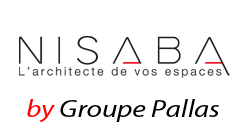 Logo Nisaba Design By Groupe Pallas