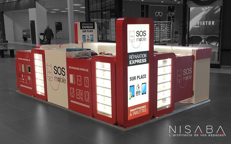 Espaces de vente : sos mobile
