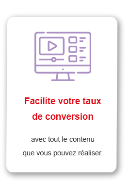 Studio Mobile : facilite votre taux de conversion