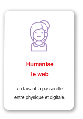 humanise le web